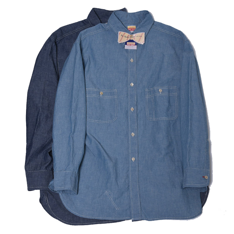 PAYDAY×The Stylist Japan CHAMBRAY SHIRTS