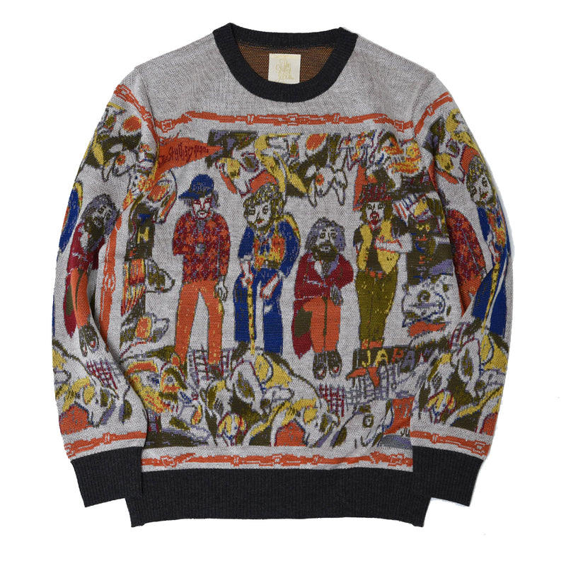 ANDERSON GRAPHIC KNIT