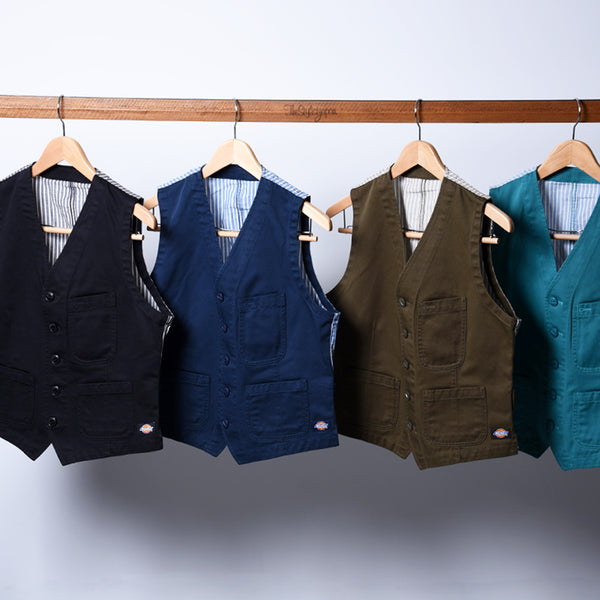 Dickies × The Stylist Japan VEST
