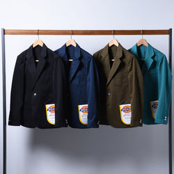 Dickies × The Stylist Japan 2B JACKET