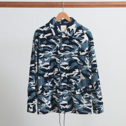 COACHES JACKET  CAMOUFLAGE