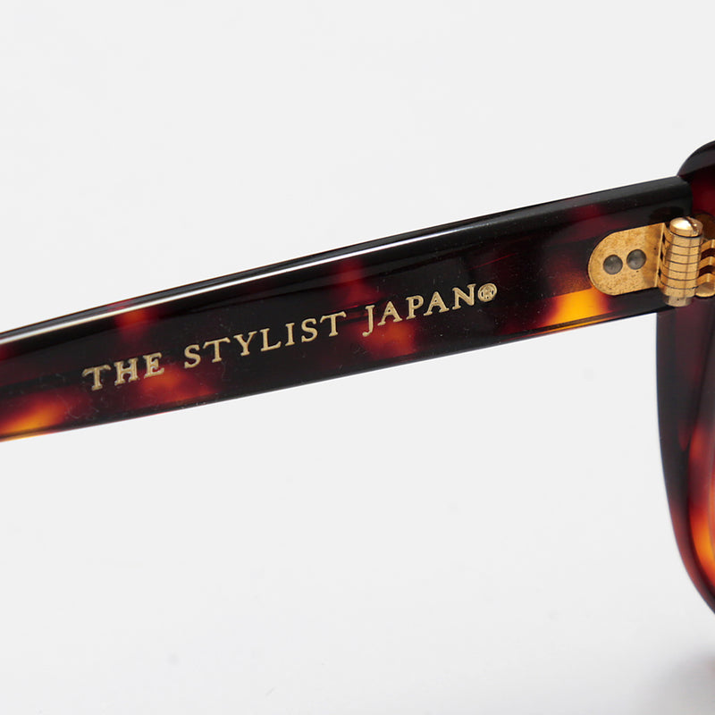 HAKUSAN × The Stylist Japan BRIAN GLASSES