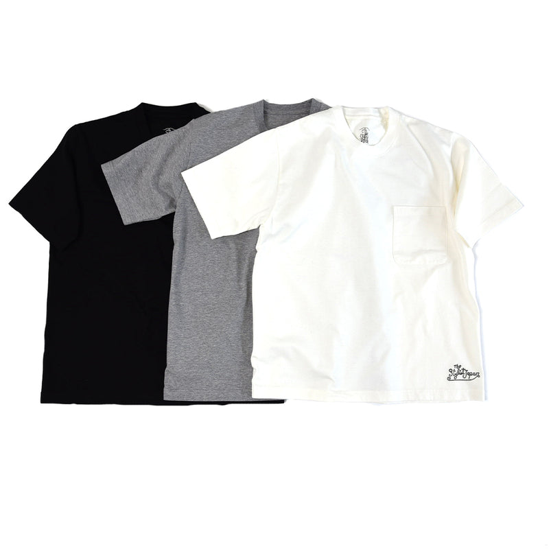 POCKET SHORT SLEEVE CUT AND SEAW
