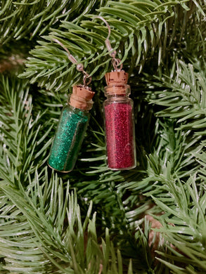 Holiday Potion Earrings