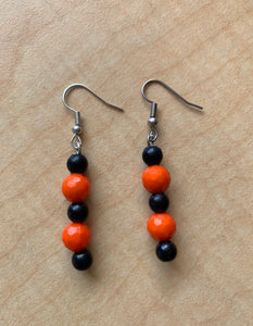 Spooktober Earrings