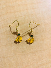 Load image into Gallery viewer, Banana Earrings