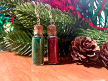 Load image into Gallery viewer, Holiday Potion Earrings