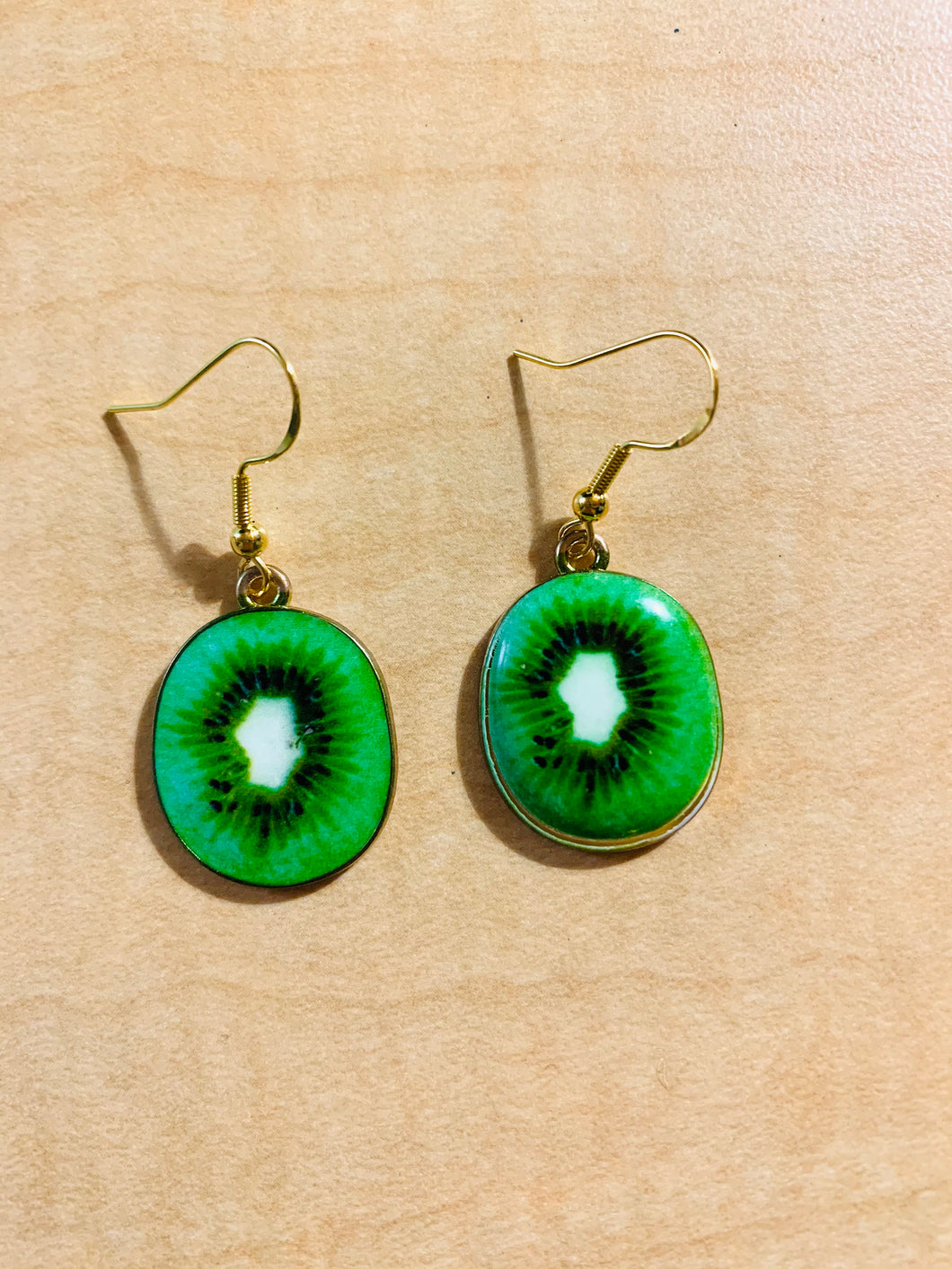 Kiwi Earrings