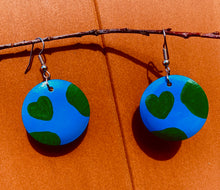 Load image into Gallery viewer, Earth Earrings