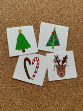 Load image into Gallery viewer, Holiday Stickers