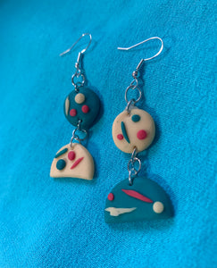 Parasailing Earrings