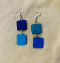 Load image into Gallery viewer, Case of the Blues Earrings