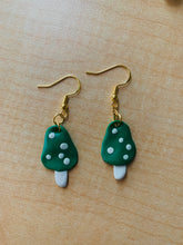 Load image into Gallery viewer, Mushroom Earrings