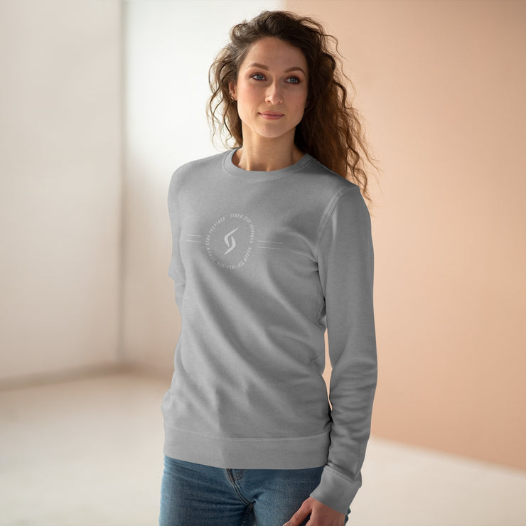 Pull Gris Stouw Stay Inspired