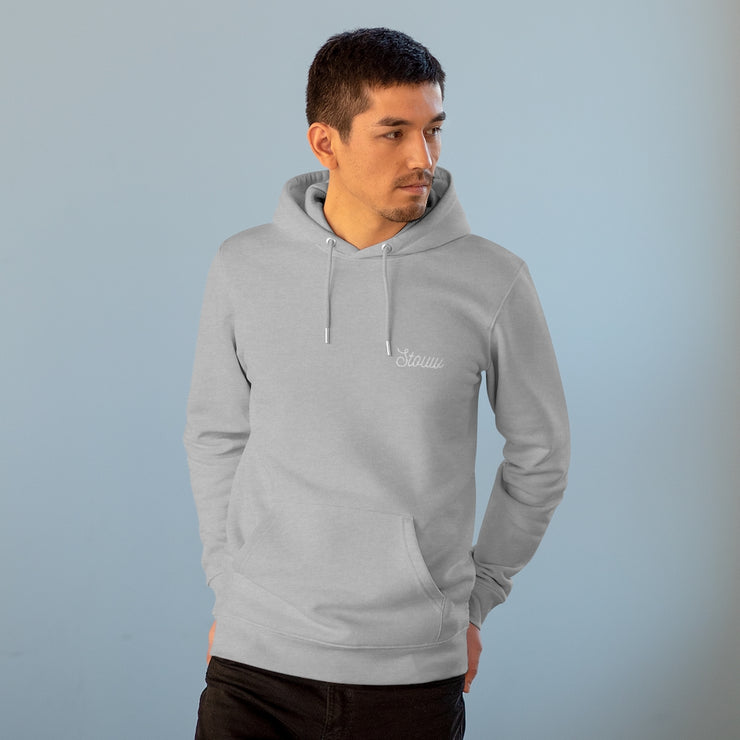 Sweat Gris Stouw Discret