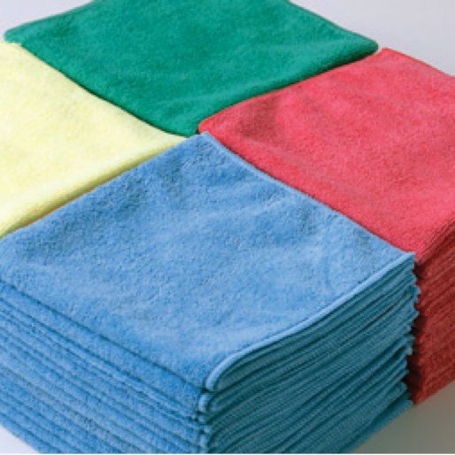 Microfiber Cleaning Cloths (12 each)