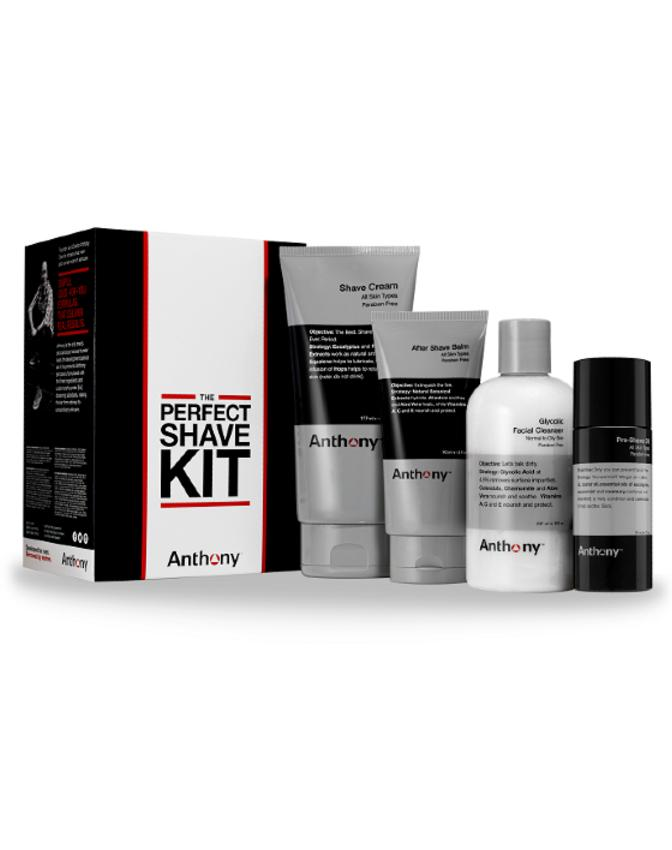 complete shaving kit