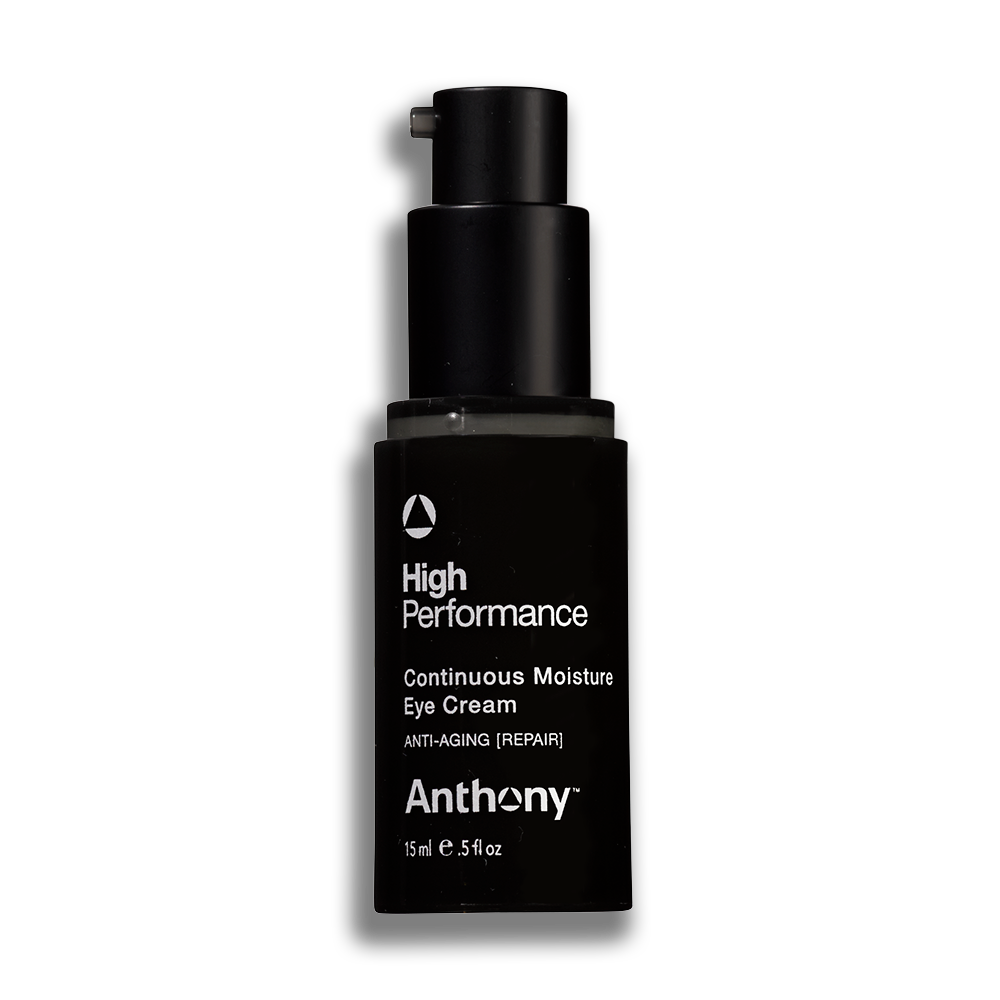 Moisturising under eye cream for men