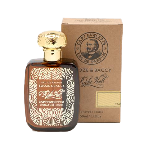 Captain Fawcett Eau De Parfum Ricki Hall Booze and Baccy - 50ml