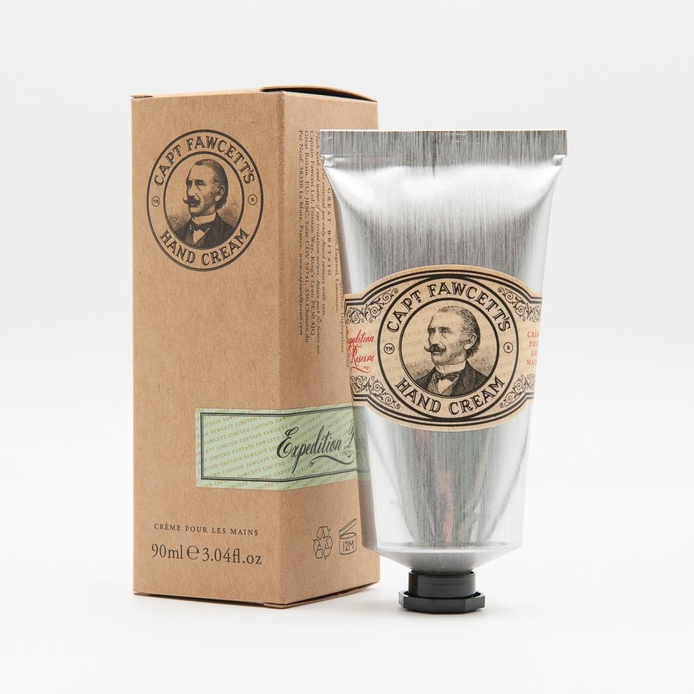 Captain Fawcett Hand Cream - Expedition Reserve