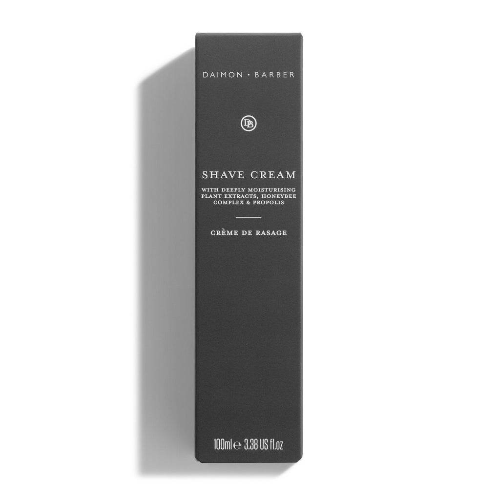 Daimon Barber Shave Cream - 100ml