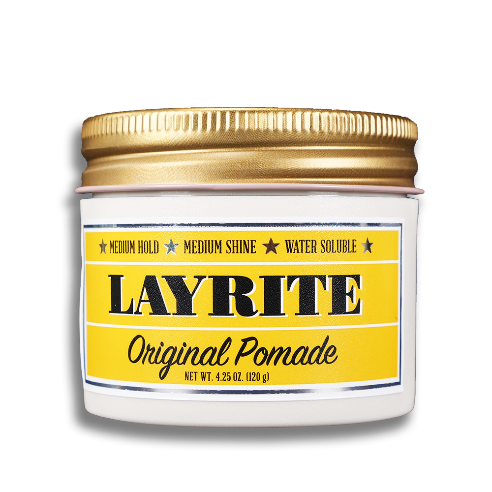 original pomade for styling mens hair