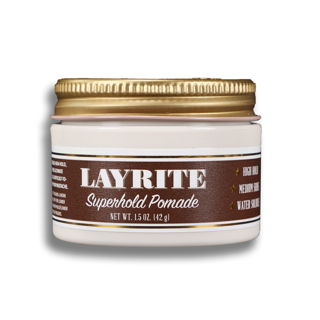 Layrite Superhold Pomade - 42g