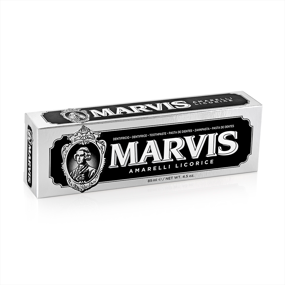 Marvis Toothpaste Amarelli Licorice - 85ml