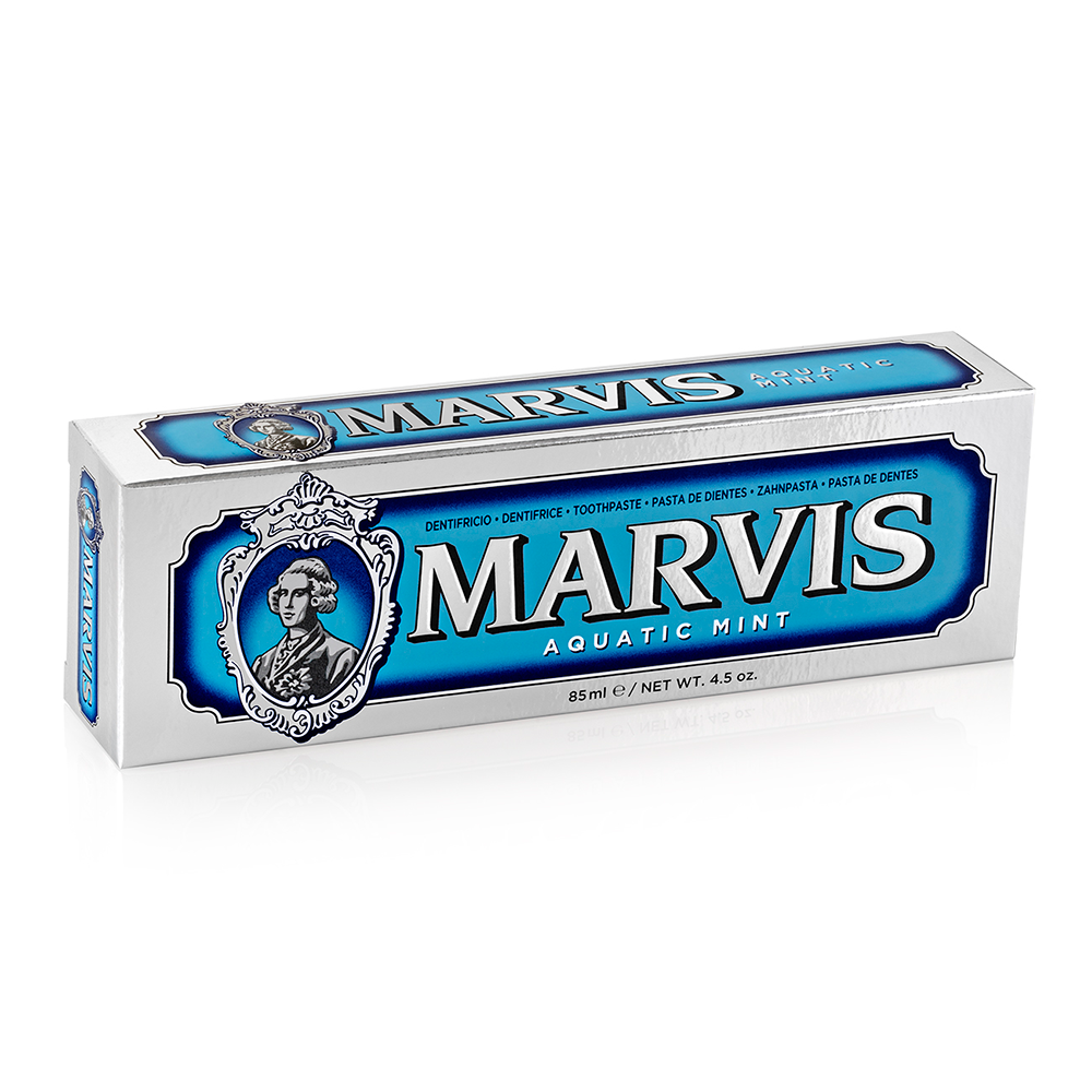 Marvis Toothpaste Aquatic Mint - 85ml