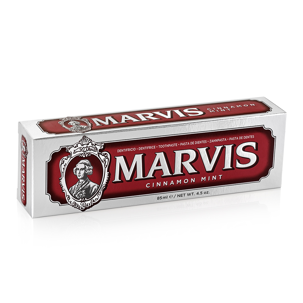 Marvis Toothpaste Cinnamon Mint - 85ml
