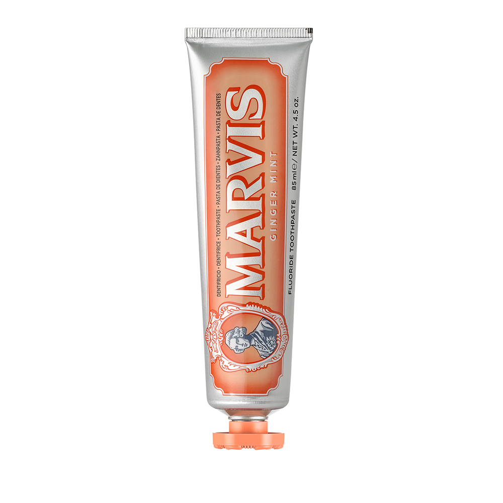 Ginger Mint Toothpaste from Marvis