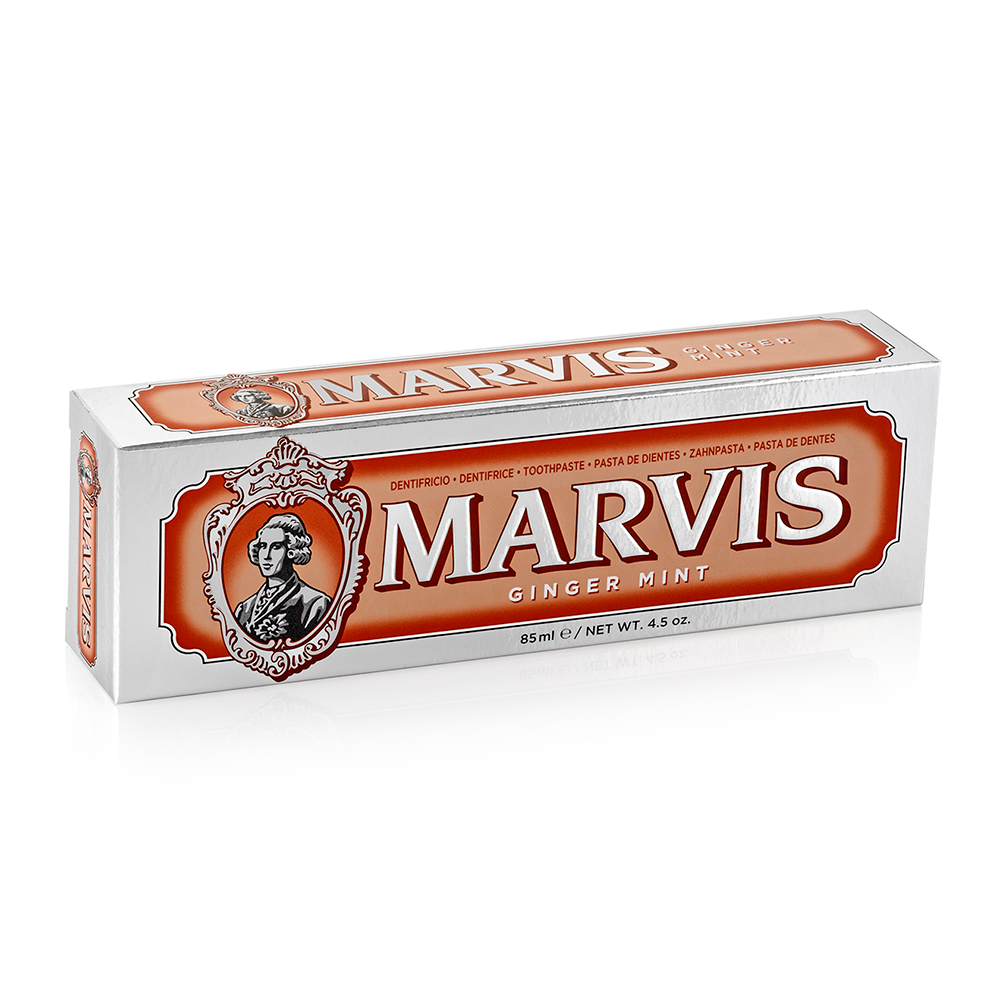 Marvis Toothpaste Ginger Mint - 85ml