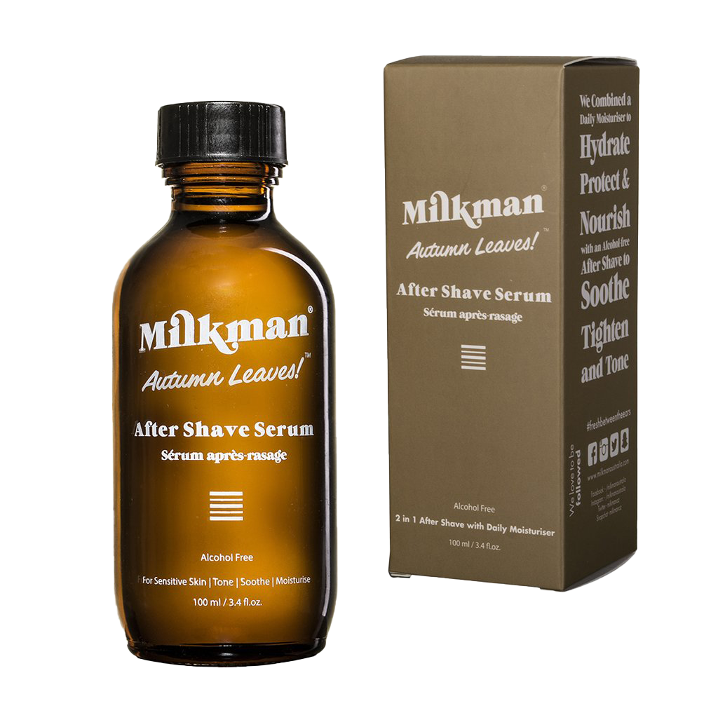 Milkman After Shave Serum - Autumn Leaves