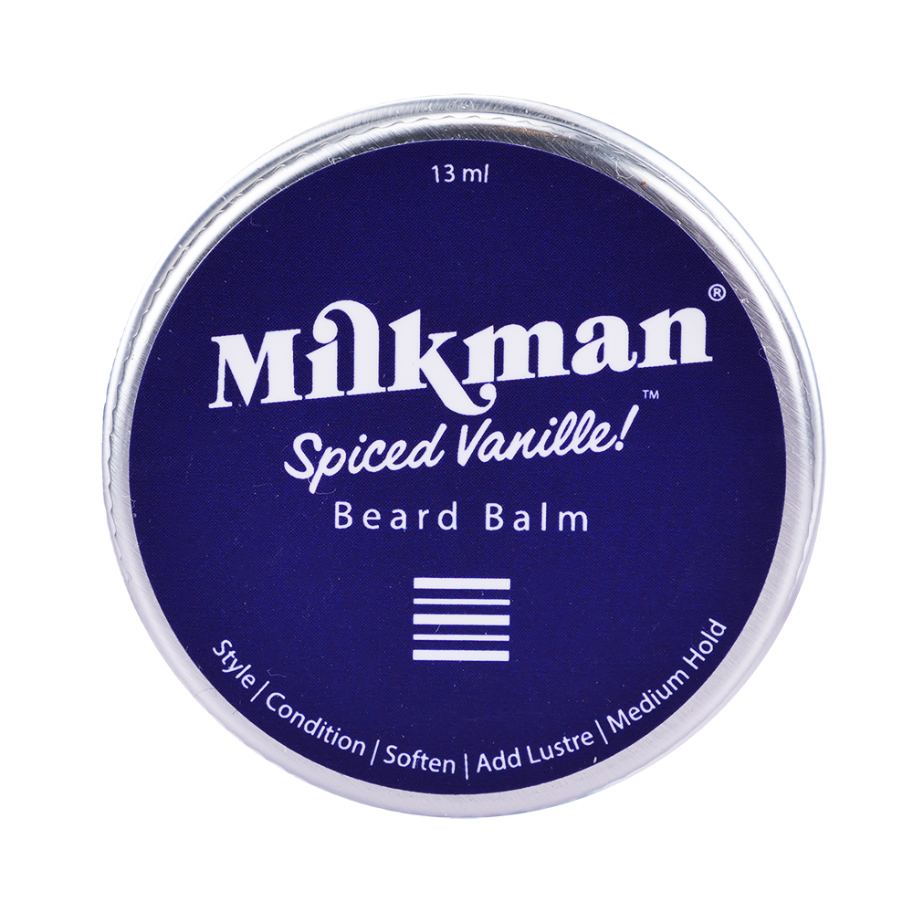 Milkman Spiced Vanille Beard Balm - Travel Size