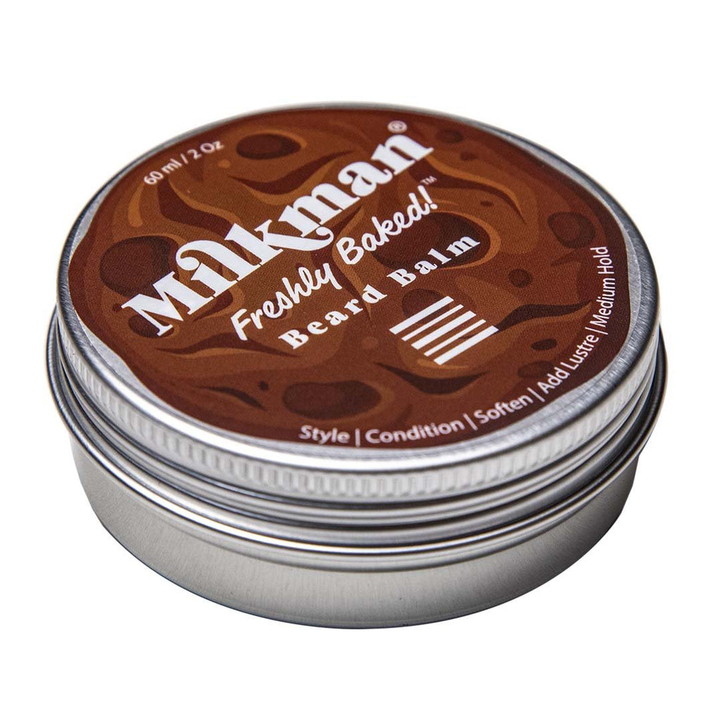 Milkman Freshly Baked Beard Balm - 60ml