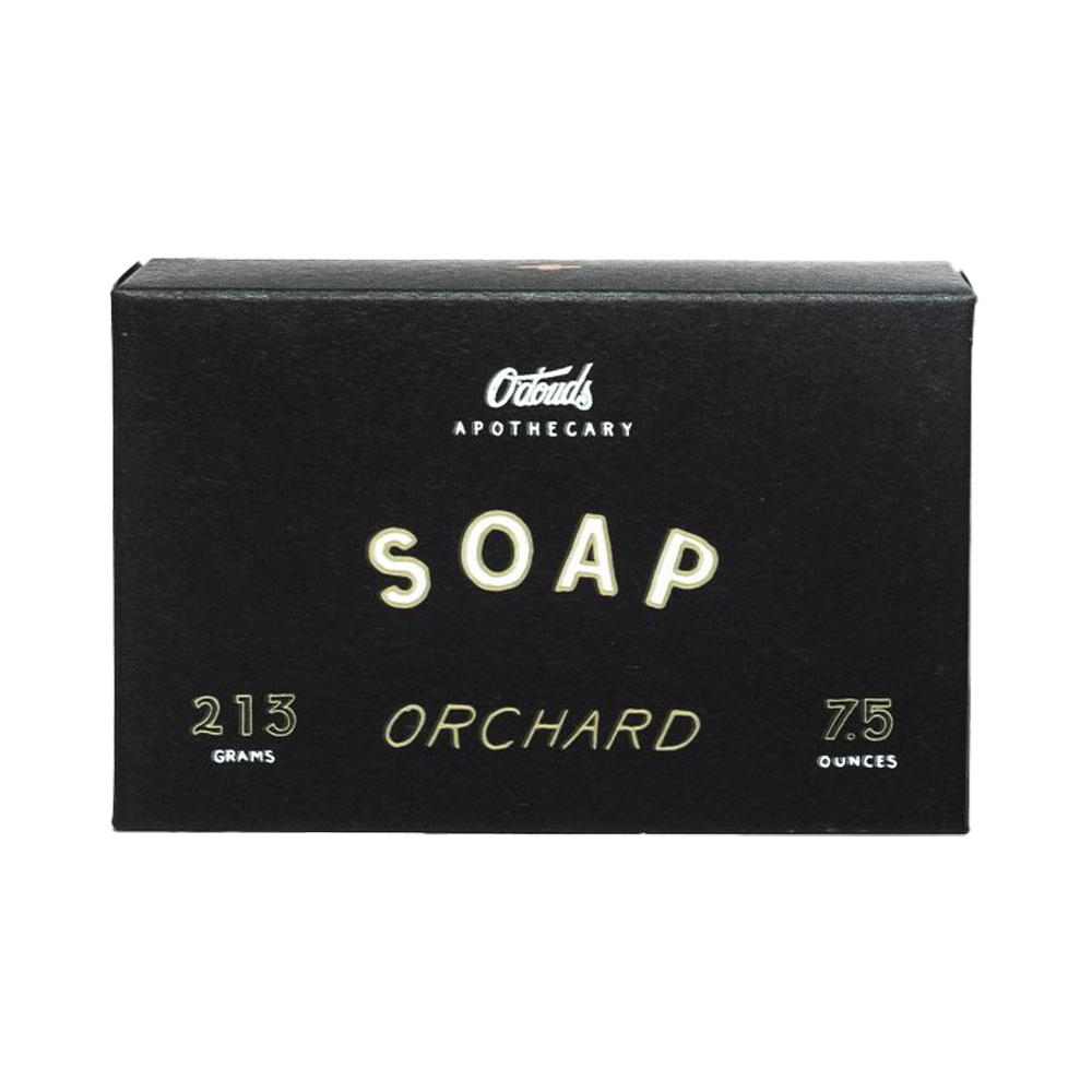 Odouds Soap - Orchard