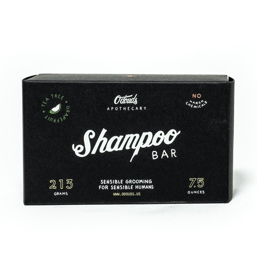 Shampoo bar for men