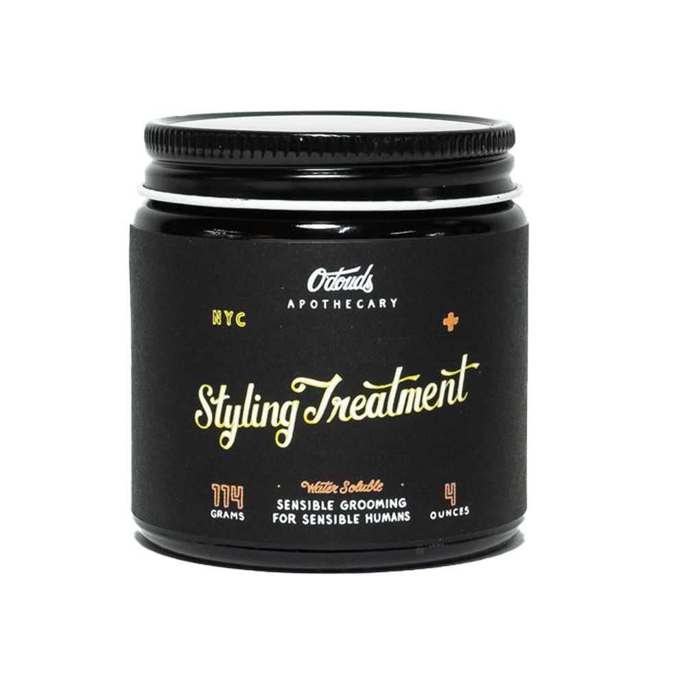 O'douds hair styling treatment for men