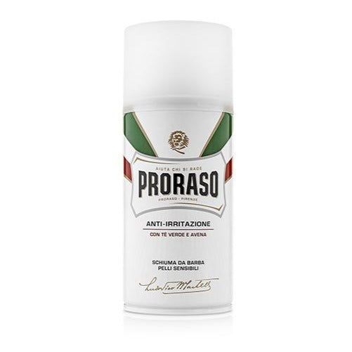 sensitive shaving foam proraso