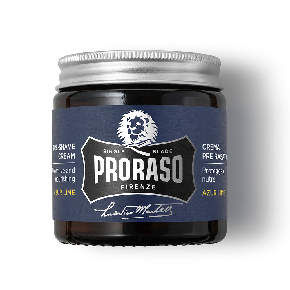 Pre Shaving Cream Azure Lime Scented Proraso