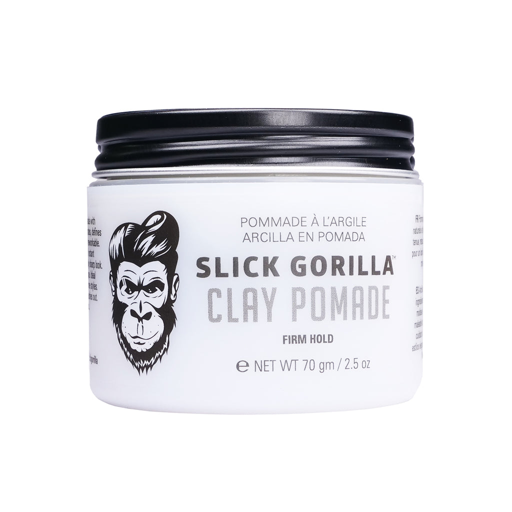 hair styling clay pomade for men