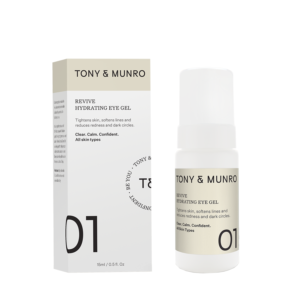 Tony & Munro Revive Hydrating Eye Gel