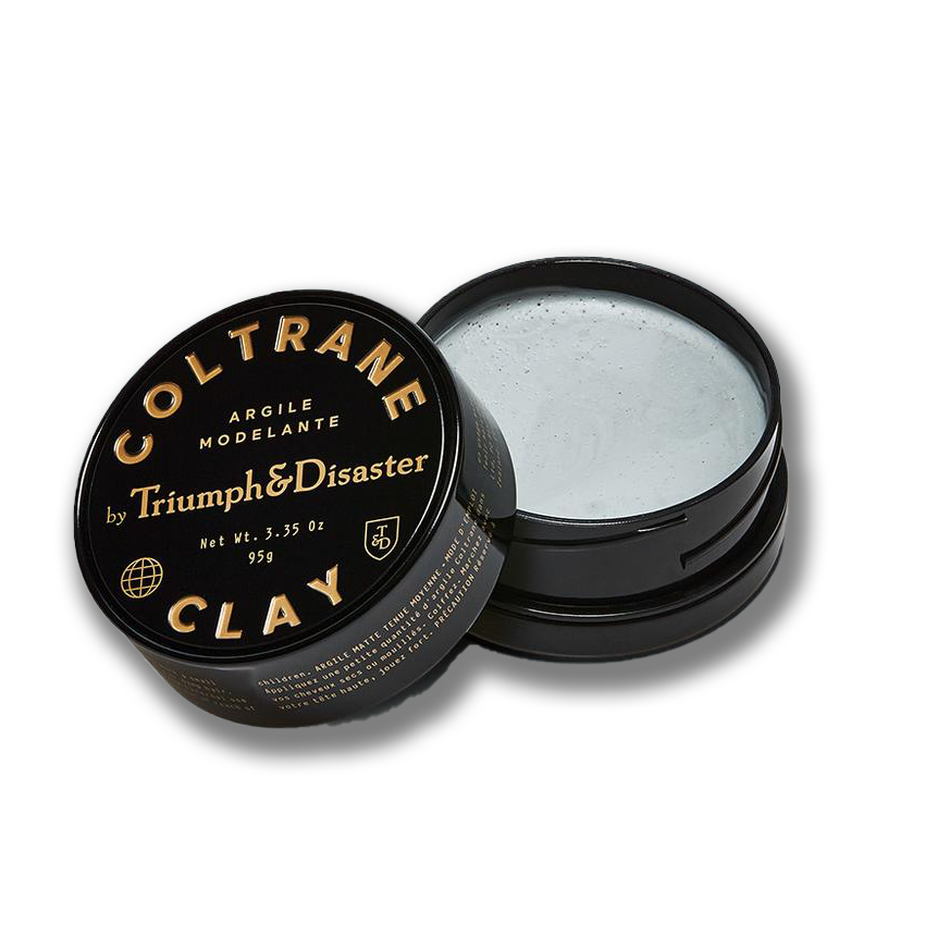coltrane styling clay for mens hair