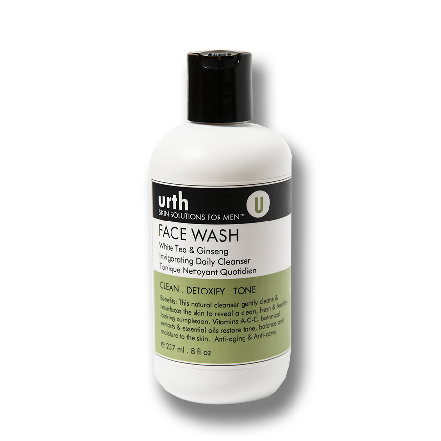 Urth Face Wash with White Tea and Ginseng - 237ml
