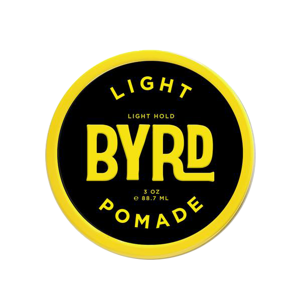 light pomade with light hold