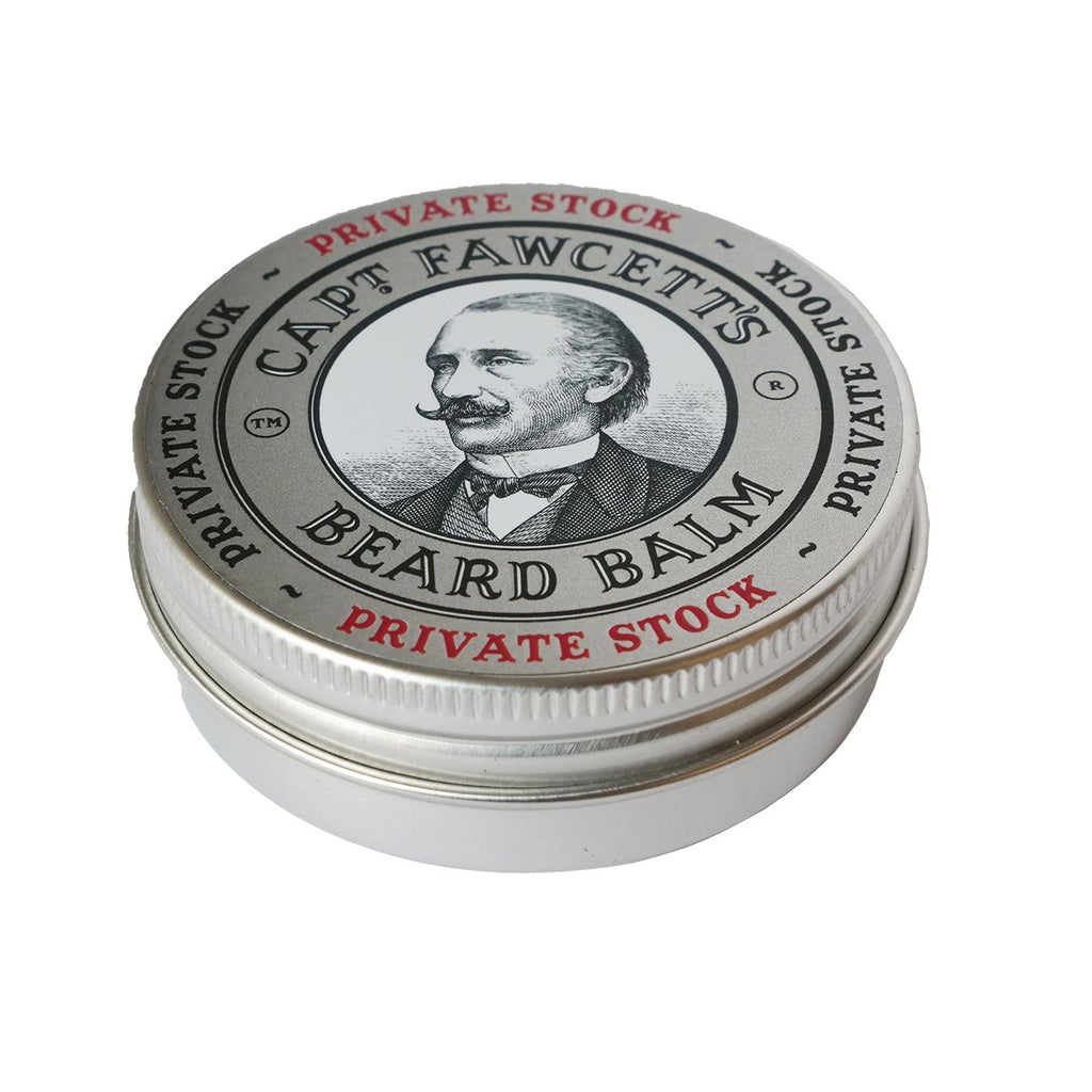 Captain Fawcett Beard Balm Private Stock Original - 60ml