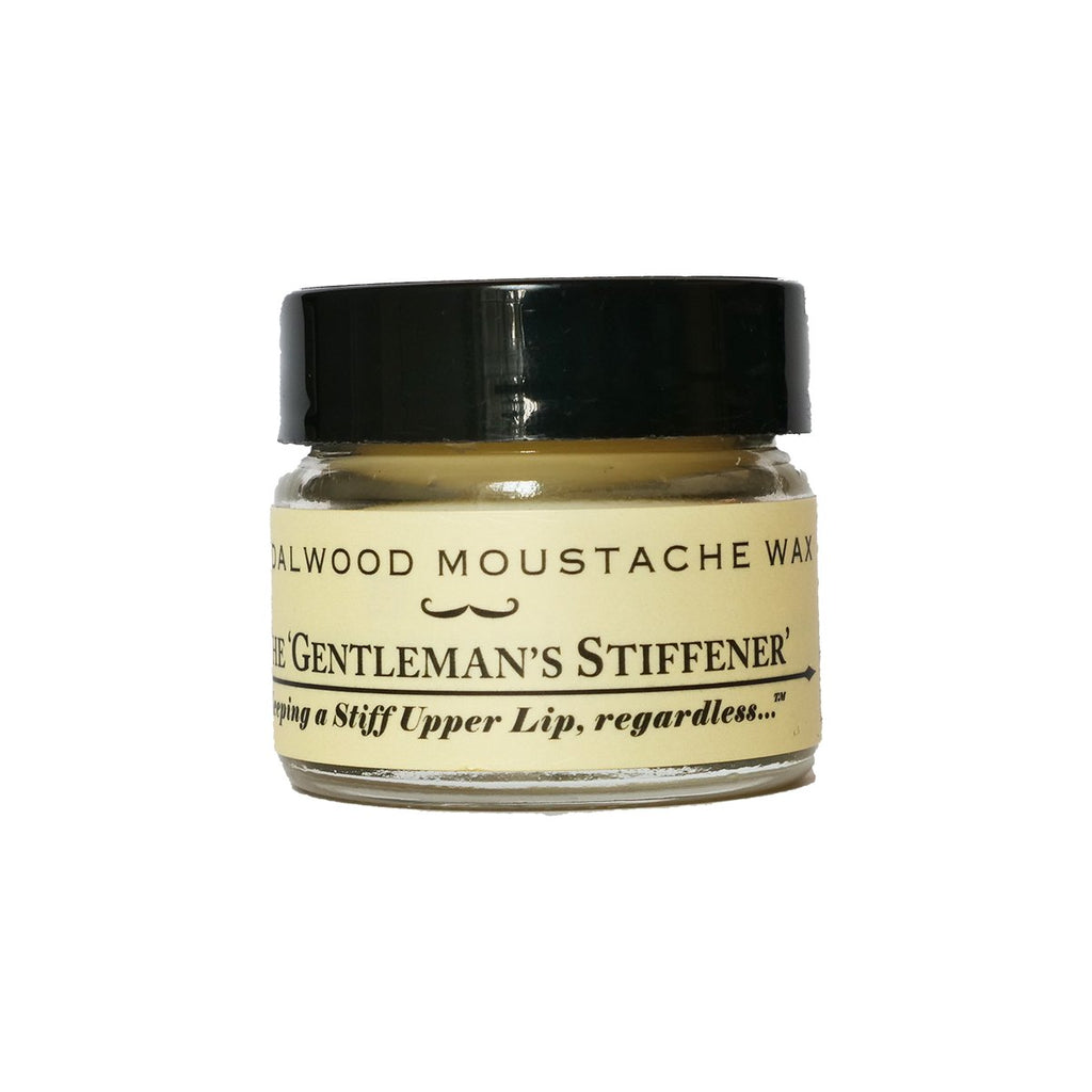 Captain Fawcett Moustache Wax Sandalwood - 15ml