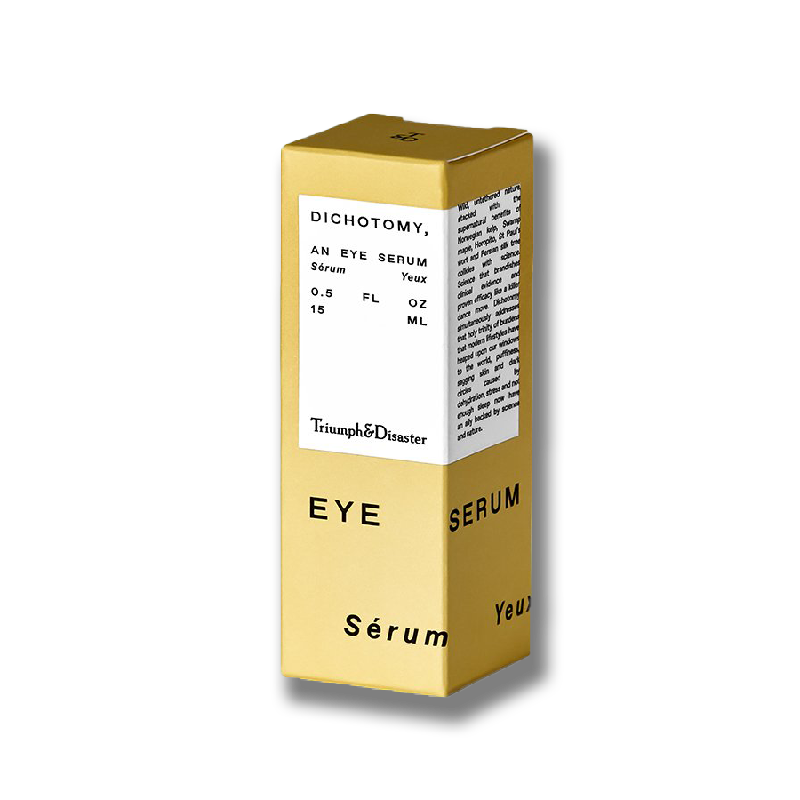 eye serum treatment