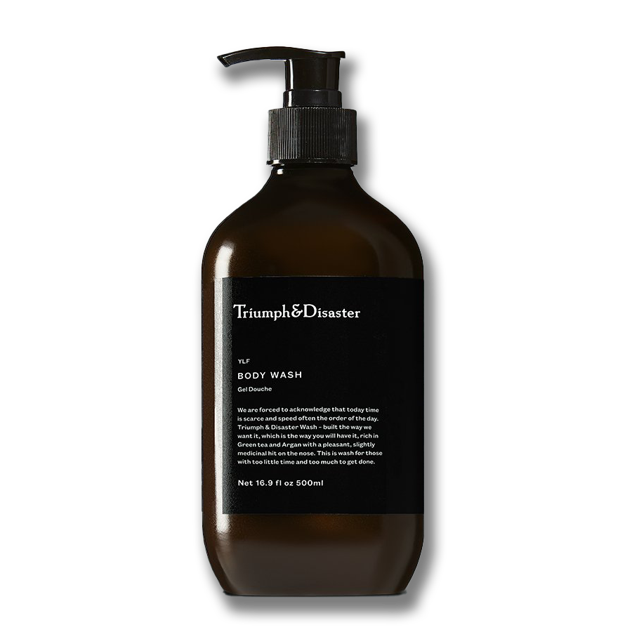 Triumph and Disaster body wash