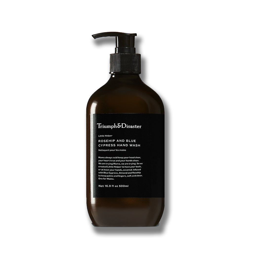 triumph and disaster hand wash